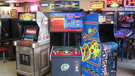 big toys big toys arcade sales and service