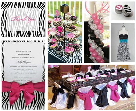 Zebra Print Decorations by Zebra Print Wedding Decorations Decoration