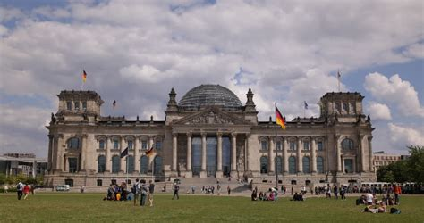 famous german architects berlin germany june 30 2014 germany parliament berlin