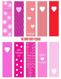printable bookmarks valentine s day 1000 images about valentine s day on pinterest zoo book