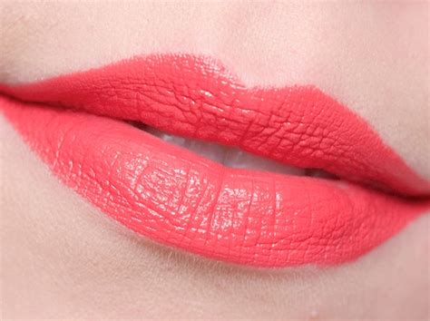 Lipstik Wardah Lasting Warna Coral bite cuv 233 e creme deluxe lipsticks in coral inspiration bite