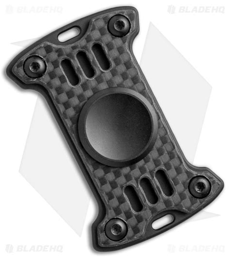 mecarmy gp1 titanium fidget spinner black carbon fiber blade hq