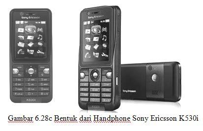 Hp Sony K530i membuat alat pengendali led dengan handphone j2me