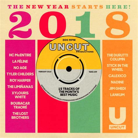 various 2018 the new year starts here 15 tracks of