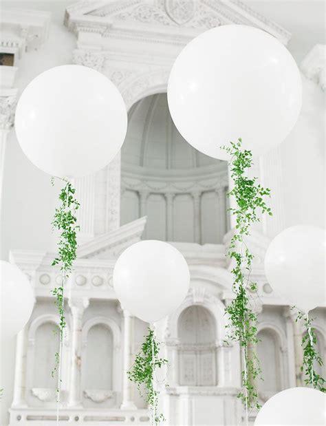 Spring garden inspired vibiana wedding joanie cale big round balloons wedding and design