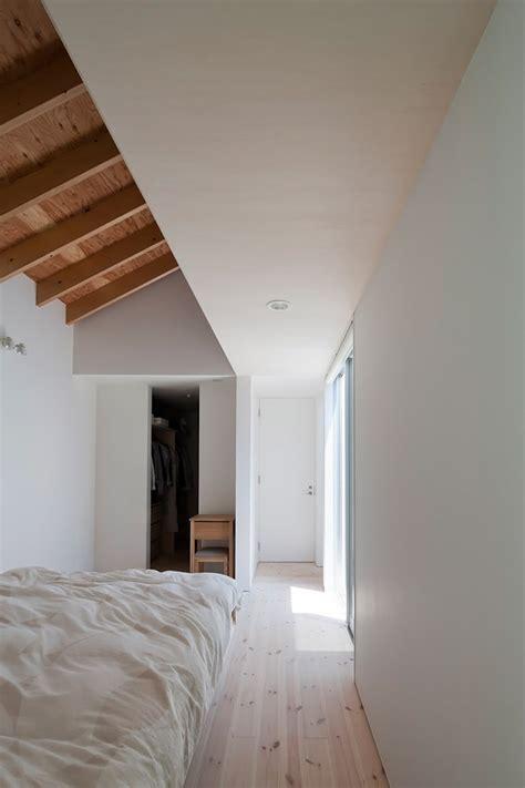 exposed white ceiling beam brooklyn brownstone