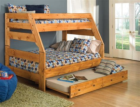 bunk beds twin over full wood wooden bunk beds twin over full twin bedding ideas wood