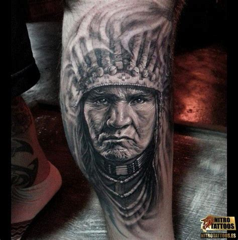 indian head tattoos 15 best indian tattoos images on indian