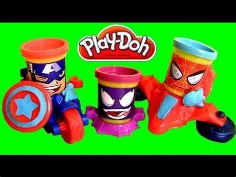 [full download] superhero play doh captain america shield