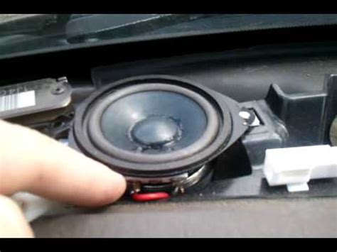 Tweeter Embassy By Jk Audio changing out dash speakers on 2001 jeep gc