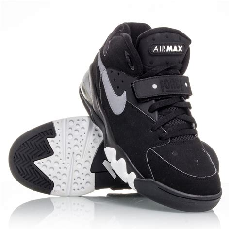 basketball shoes black nike air max mens basketball shoes black silver