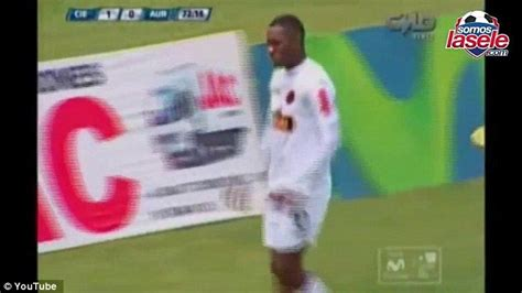 best decision made stop racism i couldn t take it anymore player hits out at peru s