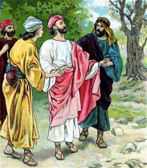 Saul Blind Saul S Conversion