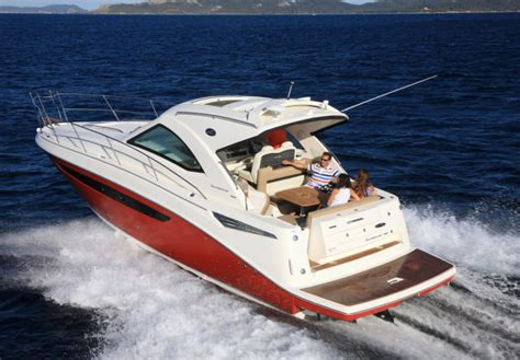 sea ray boat reviews boat review sundancer 355 boatmags