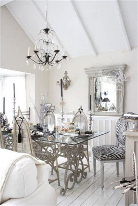 Shabby Chic Dining Room 39 Beautiful Shabby Chic Dining Room Design Ideas Digsdigs