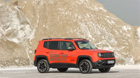 Reviews For Jeep Renegade 2015 Jeep Renegade Trailhawk Review Autoevolution