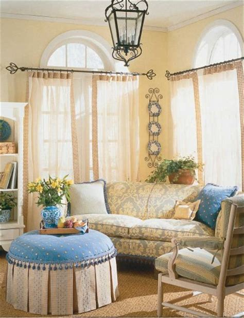 Country Curtains For Living Room Country Decor Living Room Home Decorating Ideas