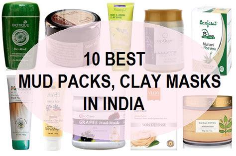 Masker Clay Pack best mud mask masks for acne