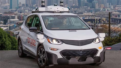 gm sued self driving car crash with motorcyclist roadshow