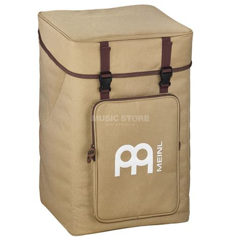 cajon bag meinl cajon bag quot professional quot mcjb bp backpack