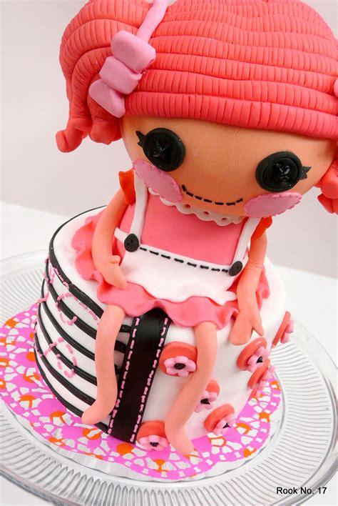 lalaloopsy cakes decoration ideas  birthday cakes