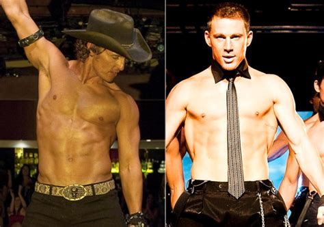 michael strahan out abs channing tatum on the magic mike image gallery magic mike stars