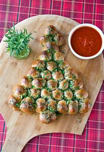 eclectic recipes 187 christmas tree pull apart