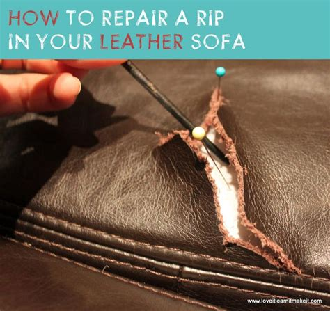 diy couch repair best 25 leather couch repair ideas on pinterest leather