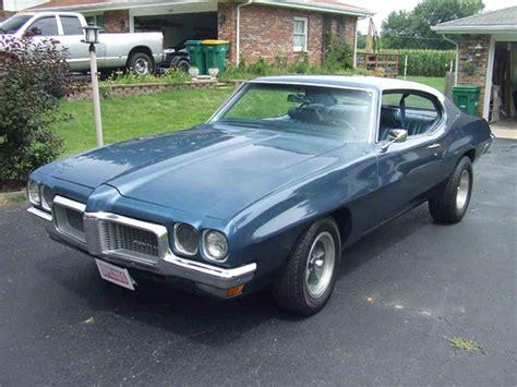 Pontiac Lamans by 1970 Pontiac Lemans For Sale Classiccars Cc 887139