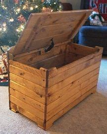 easy  follow step  step toy box plans  pattern