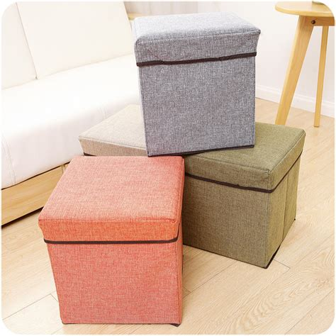 folding c stool with storage boys and large folding storage single seat stool