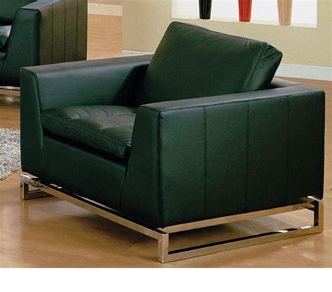 divani leather sofa dreamfurniture divani casa manhattan modern