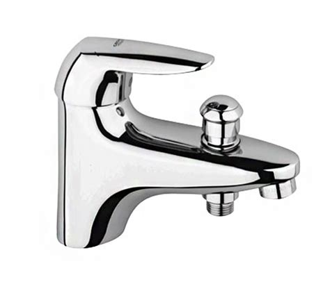 bath tap and shower mixers grohe eurodisc single lever bath shower mixer tap 33358000