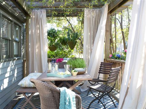Outdoor Dining Rooms | outdoor dining room makeover after the outdoor space of this quaint atlanta bungalow was updated