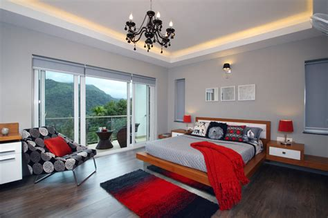 gray black and red bedroom color scheme 20 fantastic bedroom color schemes
