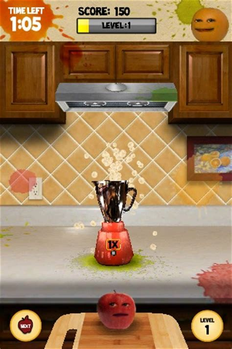Kitchen Carnage by Annoying Orange Quotes Quotesgram