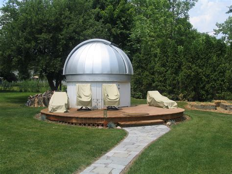 backyard dome backyard astronomy domes pics about space