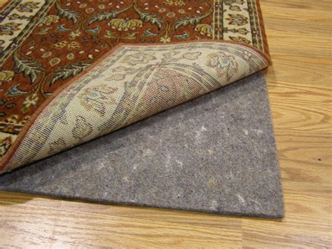 area rug pads best rug pads for hardwood floors which can be your worth