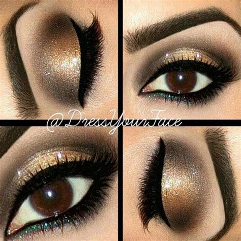 eyeshadow tutorial for dark brown eyes 20 beautiful makeup tutorials for brown eyes eyeshadow