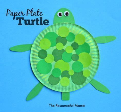 paper plate turtle craft animal crafts turtle crafts