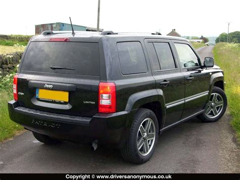 09 Jeep Patriot Drivers Anonymous 2009 Jeep Patriot 2 0crd Limited Update