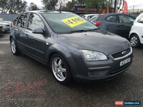 old car manuals online 2006 ford escape regenerative braking ford focus for sale in australia