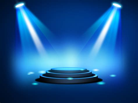 light effect 3d template for powerpoint ppt backgrounds