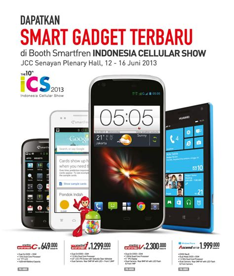 reset andromax c ics penawaran promosi smartfren pada ajang indonesia cellular