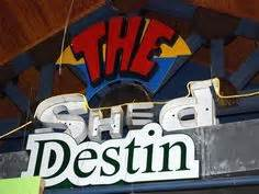 The Shed Bbq Destin Fl by Don Sawyer Shop In Destin Fl Style