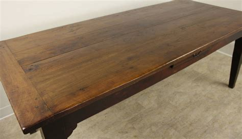 antique cherry farm table at 1stdibs