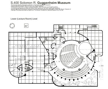 Guggenheim Floor Plan | the guggenheim wod gotham