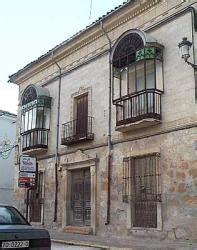 casa de las laras villarrubia de santiago patrimonio