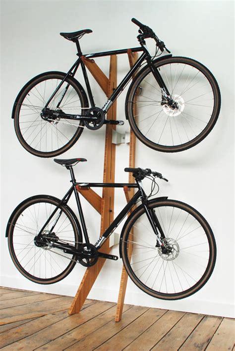 design milk bike furniture for bikes sculptural bike storage design milk