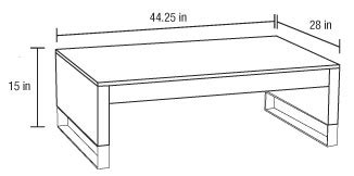 coffee table dimensions standard coffee table fascinating coffee table dimensions standard